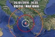 Terremoti in Italia e nel mondo / Sezione dedicata agli eventi sismici che colpiscono il nostro territorio. Per la mappa dei terremoti in tempo reale visita http://www.inmeteo.net/blog/terremoto-oggi-tempo-reale-ultime-scosse/