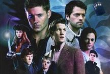 SuperWhoLock and all the rest /  Fandoms at their best! / by Melody Caelestis