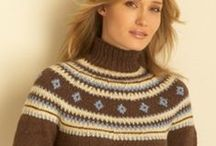 TUTORIALS-C/K:sweaters,tops,vests / by Katherine McNeese