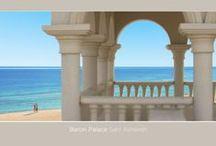 Hurghada - The Baron Palace - Sahl Hasheesh / The Baron Palace Hotel is a sophisticated premium all-inclusive luxury resort. 5* - Sahl Hasheesh, Hughada, Egypt.