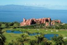 Tenerife - Abama by Ritz Carlton / Abama features volcanic landscapes, exuberant vegetation with over 300 varieties of plants, trees and palm trees, with breath-taking panoramic views over the Atlantic Ocean and the Island of La Gomera. Abama is a unique 5* Deluxe resort.