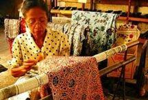 I love Indonesia / All kebayas, batik and ikat