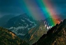 Rainbows / A collection of beautiful rainbows