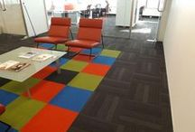 Stock New Zealand Carpet Tiles / Get carpet now. Choose from over 30 carpet tile designs in stock held in New Zealand delivering nation wide. Designs are ready to roll no long lead times.