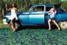 Hospitality / Durable, sustainable, visually delicious carpets for hospitality.