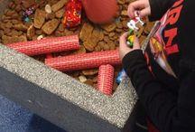 School; Sinterklaas