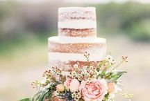 Wedding Cakes / The cake is one of the most fun (and delicious) parts of wedding planning and the actual event! Here are some of our favorite and unique ideas for your special day and some special cakes we've featured here at Radnor Valley Country Club!