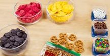 Play Date Snacks / Want to try something different to eat for your next play date? Whether it's a fun new snack, a filling lunch or a delicious dessert, you'll find a ton of recipes & ideas here!
