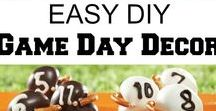 Super Bowl and Football Party Ideas / No matter what team you're rooting for, you'll love all the great recipes, decorations, printables and more that we've found to make the big game a lot of fun!