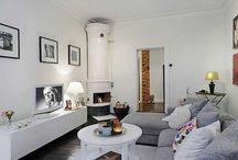 * Living Room
