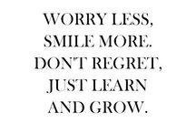 * Words