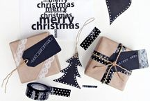 * DIY / Gift wrapping, cards....