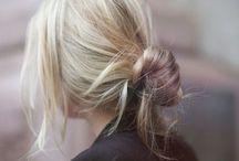 * Hair