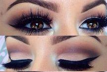 Eye Makeup / Products & Inspiration for Eye Makeup