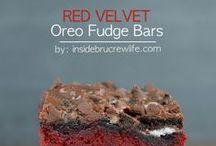 Tasty Treats / Delicious Sweet-Snacks & Desert Ideas