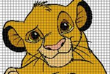 Cross Stitch Disney
