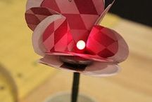 Paper Circuits / Make paper circuits into cards, light-up origami, and more!