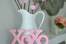 Valentine's day decorations ♥