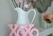 Valentine's day decorations ♥