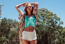 Festival Fever / Beat the heat with these chic festival-ready pieces.