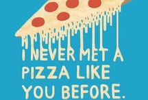 Pizza My Heart / Because, pizza.