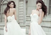 Wedding Dresses / Dreamy wedding dresses for any style.