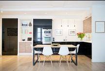 ARCHI - CUISINE / Découvrez les cuisines réalisées par nos professionnels et d'autres inspirations