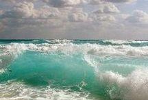 waves - sea