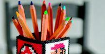 Rentrée des Classes / Du crayon sur la joue, de la farine sur les mains, la vie s'apprend en s'amusant.