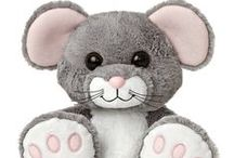 Mouse ~ Toys, Games, Plush / Mouse toys, games, plush stuffed animals and puppets: inspiration from Danny Meadow Mouse; character in the Thornton W. Burgess books.