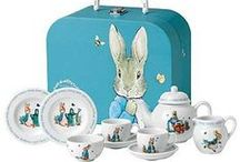 Rabbit ~ Toys, Games, Plush / Rabbit toys, games, plush stuffed animals and puppets: inspiration from Peter Rabbit; character in the Thornton W. Burgess books.