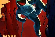 Mars Education / Learn about colonizing Mars.