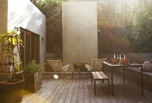 Outdoor Environments / Curated and creatively conceived environments.