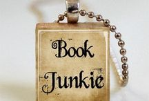 Book Junkie / by Cheryl Sorn