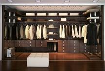 Walk-In Wardrobe Ideas / by Rouxna James
