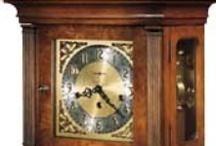 antique clocks / by Glenn Griswold
