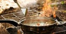 Food Ideas While Camping! / Camping is all about making meals as fun as they are delicious!