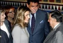 Personalidades en Torres Bermejas / Torres Bermejas atrae la atención y es visitado por personalidades nacionales e internacionales