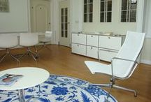 Portfolio Werken / All interiors designed and realised by Van Waay & Soetekouw designstudio.