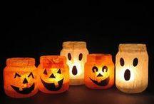 DIY - Halloween / Houuuuu ! La Chouuuuuette se fait peur en créant ses propres petits monstres !