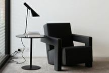 Gerrit Rietveld and interiors / Timeless designs of Rietveld