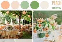 Wedding Color Palettes / Color collections for every wedding.