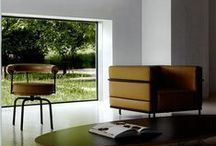 Le Corbusier and interiors / Timeless designs of Le corbusier