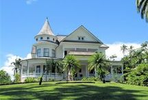 Bed & Breakfasts/Tea Rooms / Quaint, friendly with a small town feel  / by . . . Ruthie . . .