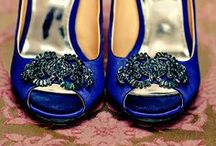 Bridal Shoes / Fun shoes for your special day.
