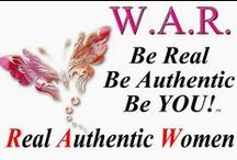 W.A.R. Real Authentic Women / You can be strong as a LION, gentle as a LAMB; but still remain classy while fighting on the battlefield. As YOUR Prophetic Midwife, I'm here to help you cultivate the SEED God has planted inside of YOU; to ensure proper GROWTH while you're TRANSITIONING through different stages and phases and PREPARING for the BIRTHING of the PROMISE! Where women are being effective in every aspect of their lives Deuteronomy 20:4
