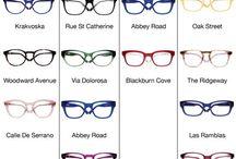 Flattering Frames / Spectacle frames
