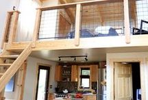 Tiny House, Big Idea / Take a look at our favorite home décor ideas from FYI Network's Tiny House Nation.