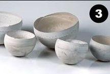 Schalen und Vasen