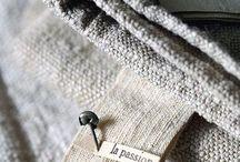Linen / Raw linen